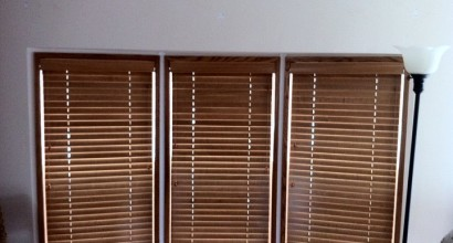 Comfortex Newport Wood Blinds