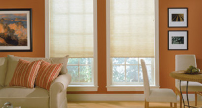 Comfortex Double Cellular Shades