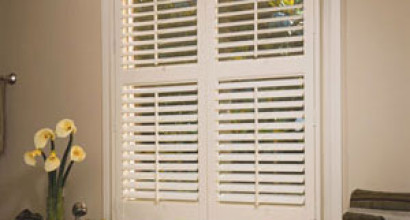 Comfortex Wood and Wood Alloy Shutters