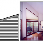 Trapezoid & Arch Blinds